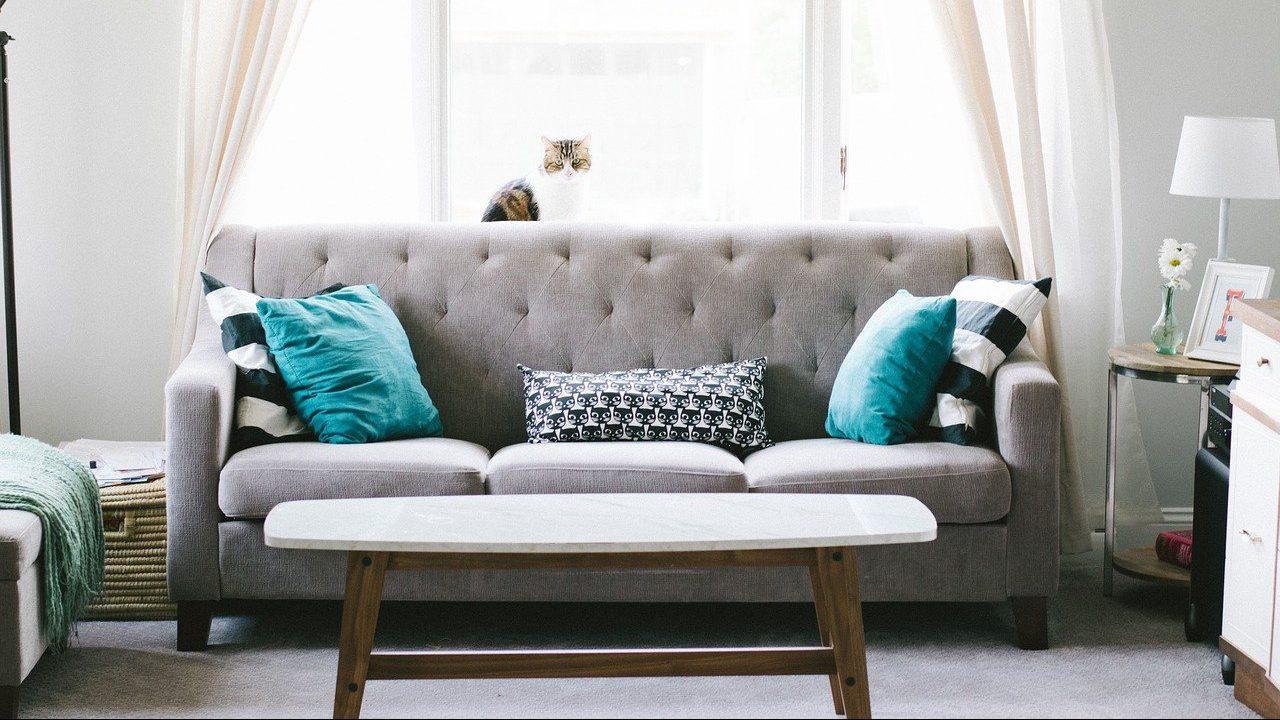 woonkamer sofa bank